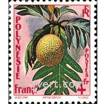 nr. 13 -  Stamp Polynesia Mail