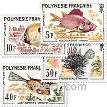 n° 18/21 -  Timbre Polynésie Poste