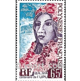 n.o 103 -  Sello Polinesia Correos