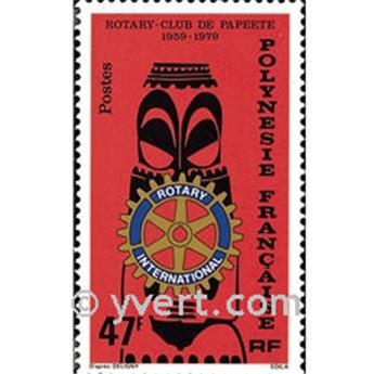 n° 145 -  Timbre Polynésie Poste
