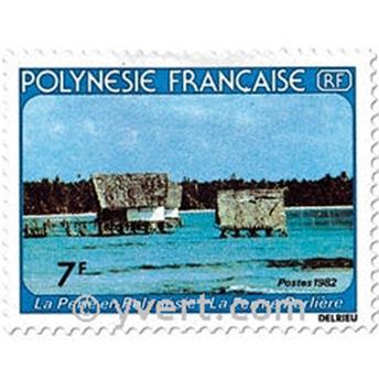 n.o 177/179 -  Sello Polinesia Correos