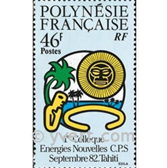n° 185 -  Timbre Polynésie Poste