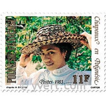 n° 198/201 -  Timbre Polynésie Poste