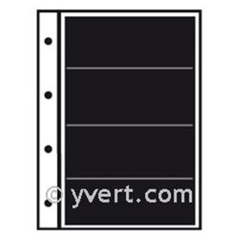 Inserts INITIA: 4 horizontal strips