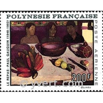 nr. 25 -  Stamp Polynesia Air Mail