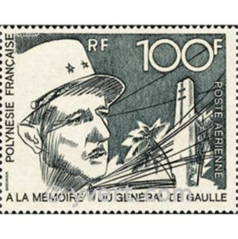 nr. 70 -  Stamp Polynesia Air Mail