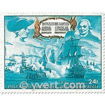 nr. 104/105 -  Stamp Polynesia Air Mail
