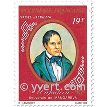 nr. 117/120 -  Stamp Polynesia Air Mail