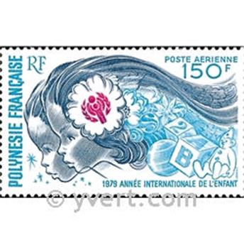 nr. 145 -  Stamp Polynesia Air Mail