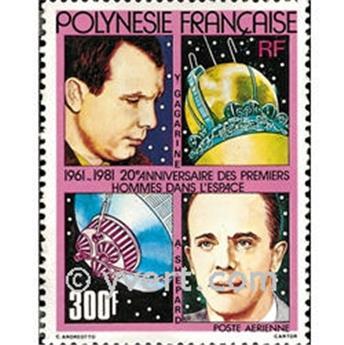 nr. 161 -  Stamp Polynesia Air Mail