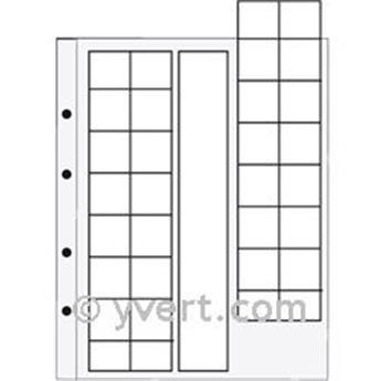 Recargas ´CARAVELLE/GALION ESPECIAL EURO´: 32 compartimentos