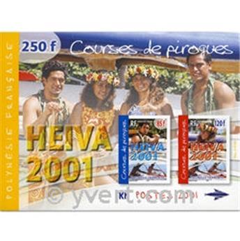 nr. 27 -  Stamp Polynesia Souvenir sheets