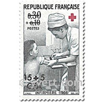 n° 370/371 -  Timbre Réunion Poste