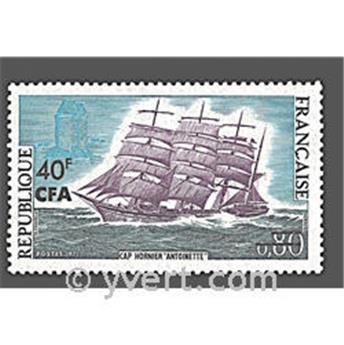 n° 395 -  Timbre Réunion Poste
