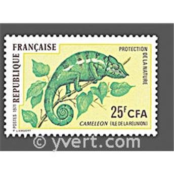 n° 399 -  Timbre Réunion Poste