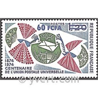 n° 428 -  Timbre Réunion Poste