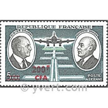 nr. 62 -  Stamp Reunion Air mail