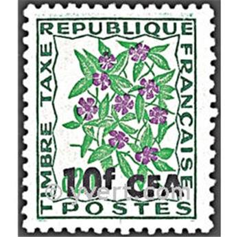 nr. 54 -  Stamp Reunion Revenue stamp