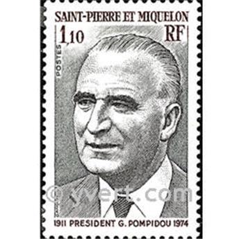 nr. 448 -  Stamp Saint-Pierre et Miquelon Mail