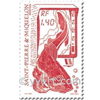 n.o 502/503 -  Sello San Pedro y Miquelón Correos