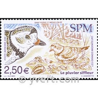 n.o 85 -  Sello San Pedro y Miquelón Correo aéreo