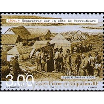n° 8 -  Selo São Pedro e Miquelão Blocos e folhinhas