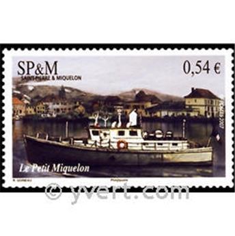 n° 12 -  Selo São Pedro e Miquelão Blocos e folhinhas