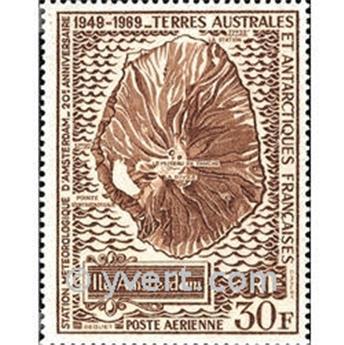 n.o 22 -  Sello Tierras Australes y Antárticas Francesas Correo aéreo