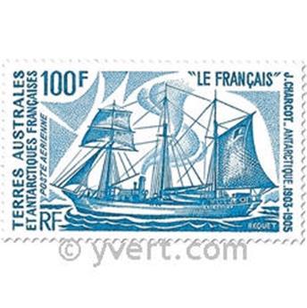 n.o 38 / 39 -  Sello Tierras Australes y Antárticas Francesas Correo aéreo