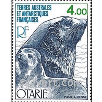 n.o 54 -  Sello Tierras Australes y Antárticas Francesas Correo aéreo