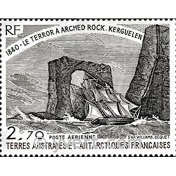 n.o 59 -  Sello Tierras Australes y Antárticas Francesas Correo aéreo