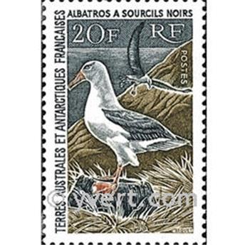 n.o 24 -  Sello Tierras Australes y Antárticas Francesas Correos