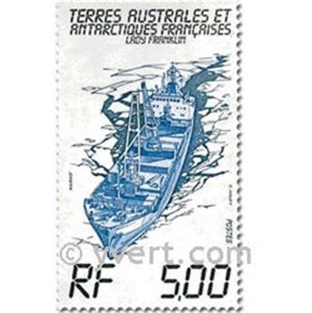 n° 101 -  Timbre TAAF Année complète (1983)
