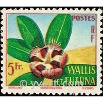n° 159 -  Timbre Wallis et Futuna Poste