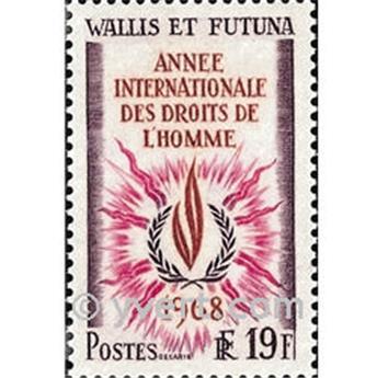 n° 173 -  Selo Wallis e Futuna Correios