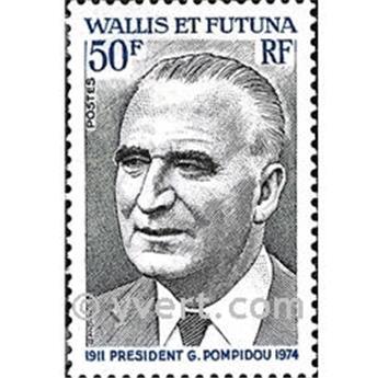 n° 189 -  Selo Wallis e Futuna Correios