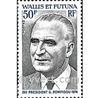 n° 189 -  Timbre Wallis et Futuna Poste