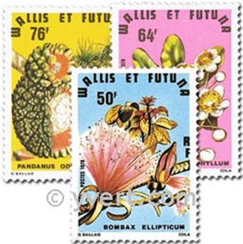 nr. 234/236 -  Stamp Wallis et Futuna Mail