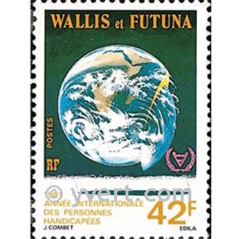 nr. 274 -  Stamp Wallis et Futuna Mail
