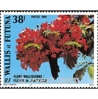 n° 336 -  Timbre Wallis et Futuna Poste