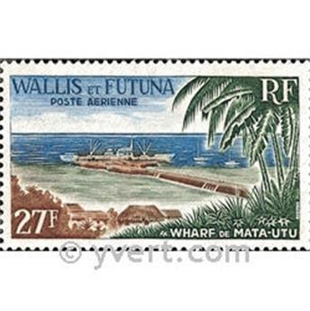 n° 23  -  Selo Wallis e Futuna Correio aéreo