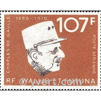n.o 48 -  Sello Wallis y Futuna Correo aéreo