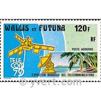 n° 99 -  Timbre Wallis et Futuna Poste aérienne