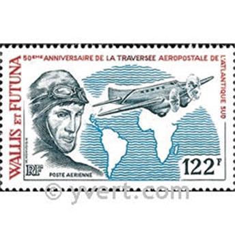 n° 104 -  Timbre Wallis et Futuna Poste aérienne