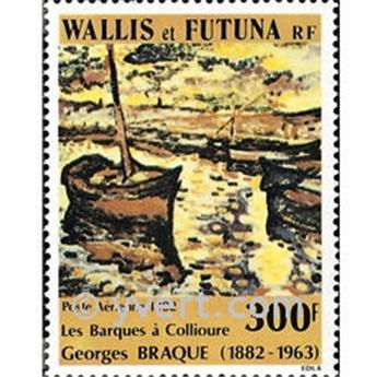 n° 115 -  Timbre Wallis et Futuna Poste aérienne