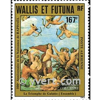 n° 129 -  Timbre Wallis et Futuna Poste aérienne