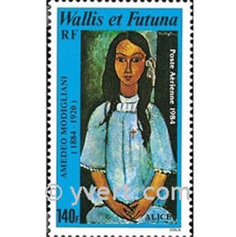 n° 138 -  Timbre Wallis et Futuna Poste aérienne