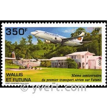 n° 220 -  Timbre Wallis et Futuna Poste aérienne