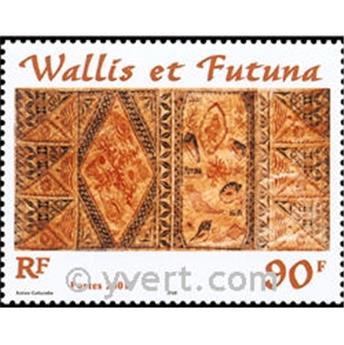 n° 10 -  Selo Wallis e Futuna Blocos e folhinhas