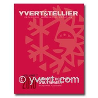 OUTRE-MER Volume 7 - 2010 (Timbres des pays d´Outre-Mer de S à Z)